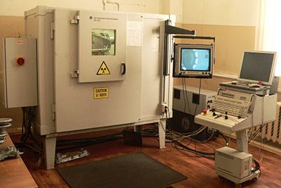 DP 150 GENERAL ELECTRIC X-Ray-TV testing system