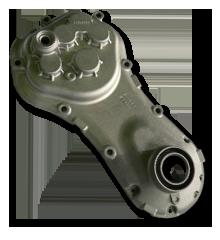 Половинка редуктора мотокультиватора «НЕВА» МК200 и мотоблока МБ Компакт
